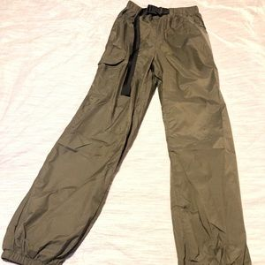 New in Bag XS SHEIN Olive Green Cargo Pants $15